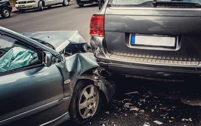 תאונות דרכים בין שני כלי רכב